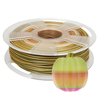 Kolorowe 3D drukarki kolor gradientu-drzewno-Filemant 1.75mm