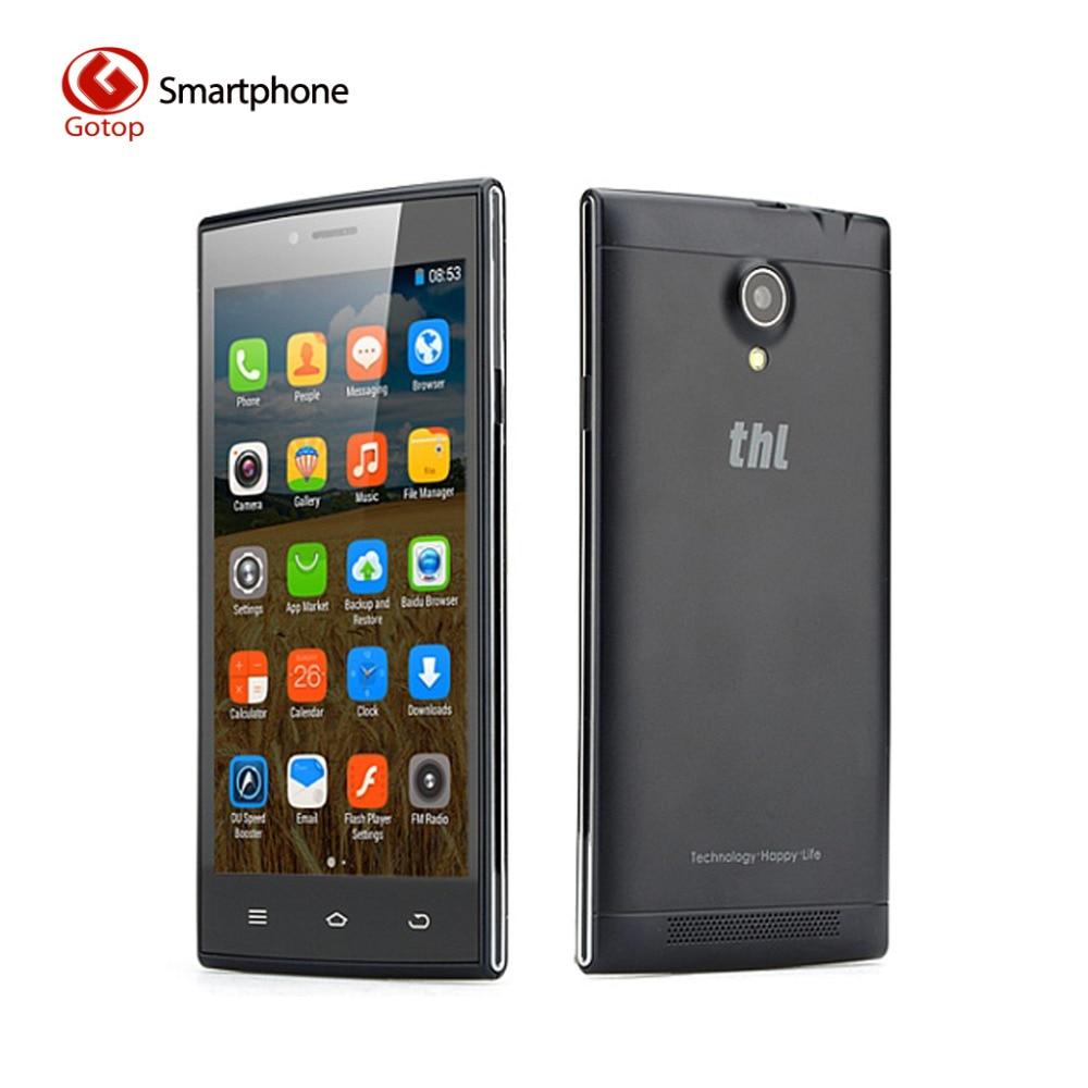 buy original thl t6c android 5 1 mtk6580 quad core smartphone 1g ram 8g rom 854. Black Bedroom Furniture Sets. Home Design Ideas