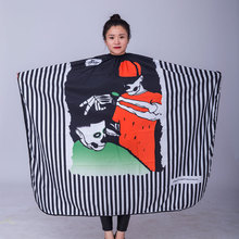 3PC  140*160CM Hairdresser Capes Salon Barber Cutting Hair Waterproof Cloth Gown Cape Dresser Wrap