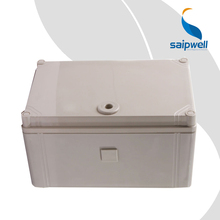 Saip Good Quality Grey CE Approved IP66  ABS Plastic Waterproof  Box 300*200*160mm