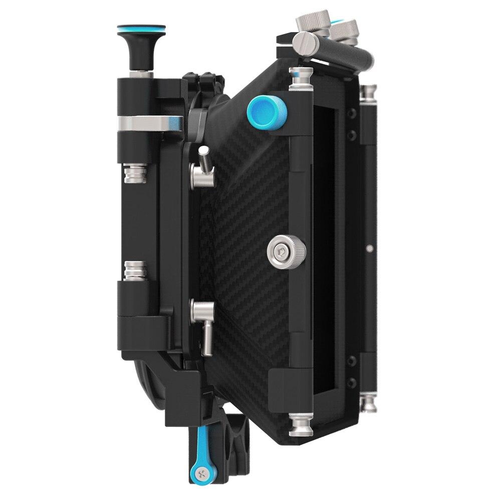 FOTGA DP500III Pro DSLR მქრქალი ყუთის - კამერა და ფოტო - ფოტო 4