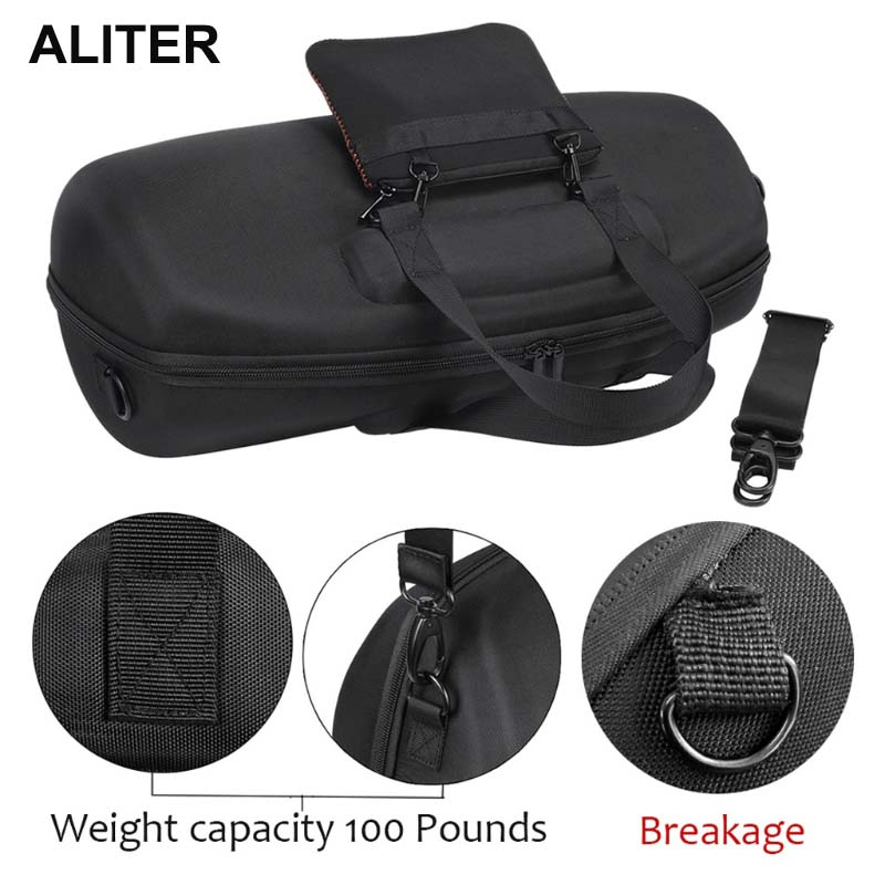 Portable Travel Carry Case Cover Bag For JBL Boombox Bluetooth Wireless Speaker