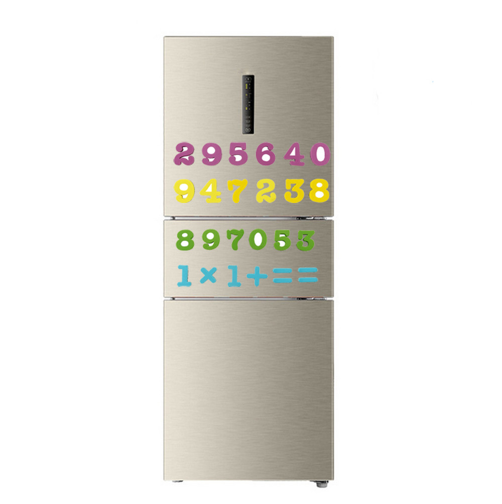 28 шт. Ева цифровой магнит на холодильник Малыш Детские развивающие игрушки для ванной игрушки елочные игрушки Горячая Распродажа 17OCT26