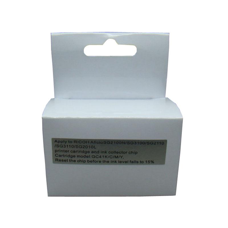 US $17 09 10% OFF Aliexpress com : Buy For Ricoh GC41 Ink Cartridge Chip  Resetter For Ricoh Aficio SG2100N SG3100 SG3100SNW SG3110DNW SG3110DN