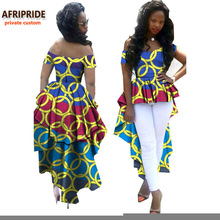 ankle-length back ankara 2019