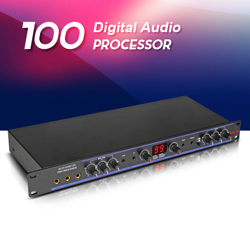 Top quality!!Digital Karaoke pre-class DSP100 effects / professional reverb / digital effects 110V or 220V evans v dooley j enterprise plus grammar pre intermediate