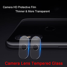 Clear Protective Camera Len Film for Xiaomi Redmi Note 7 Screen Camera Lens Tempered Glass for Redmi 5 Plus 6A S2 Note 6 Pro 4X(China)