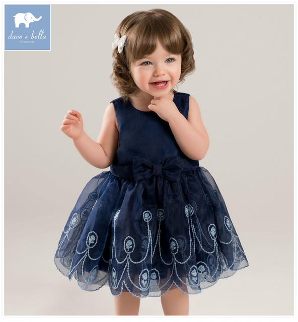 40ff28d5a89a DB5290 dave bella estate della neonata della principessa del pavone vestito  bambino vestito da cerimonia nuziale. Posiziona il mouse sopra per  ingrandire
