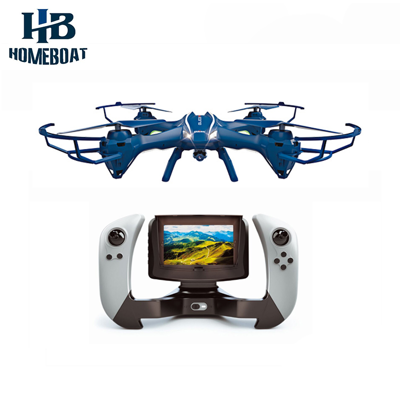 HB HOMEBOAT U818S WIFI818 6 Axis Gyros RC Quadcopter with 0 3MP FPV Camera and Remote