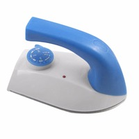 Handheld Mini Portable Electric Iron Laundry Appliances Iron Tool Household Irons Static Dust-proof For Traveling Equipment 4