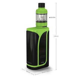 Image 2 - Original Eleaf iKuun i200 Kit ikuu i200 Box Mod Vape 4600mah Battery With MELO 4 D22Atomizer EC2 Coil Head E Cigarette vaporizer