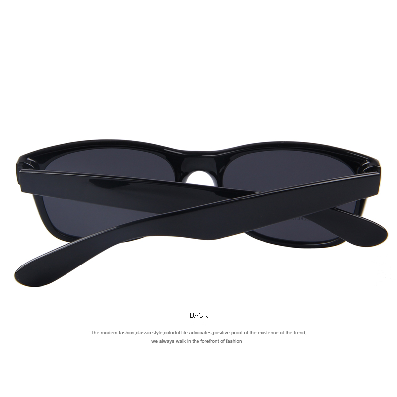 MERRYS Män Polariserade Solglasögon Klassiska Män Retro Nitter - Kläder tillbehör - Foto 5