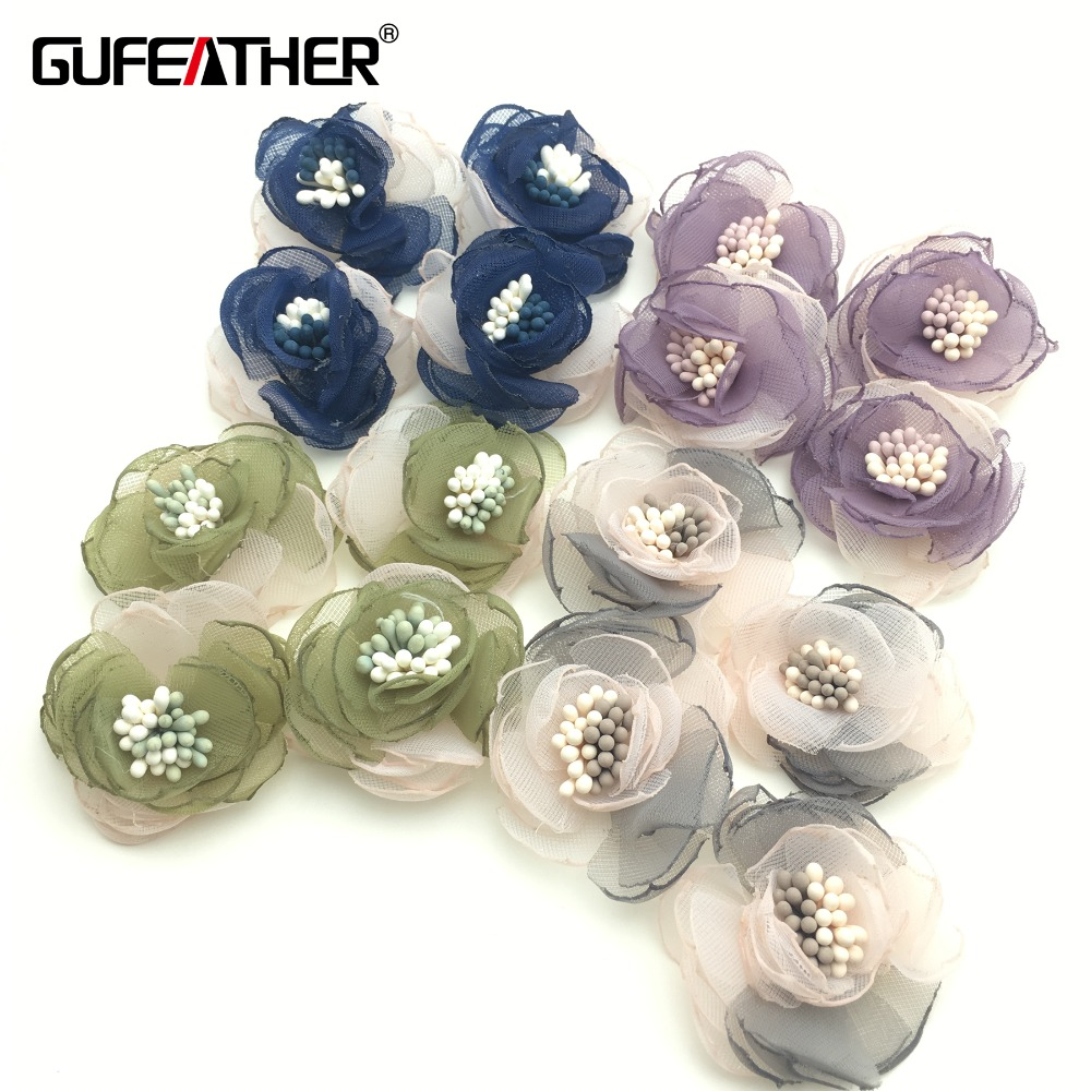 GUFEATHER L57/accessories/pendant Tassels/Jewelry Making Materials/Wedding Decoration Materials/flower Tassel/diy/hand Made