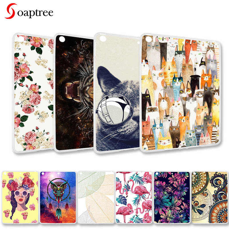 Fashion painted Cases For Apple iPad 9 7 2017 2018 Cases A1822 A1823 A1893 A1954 9