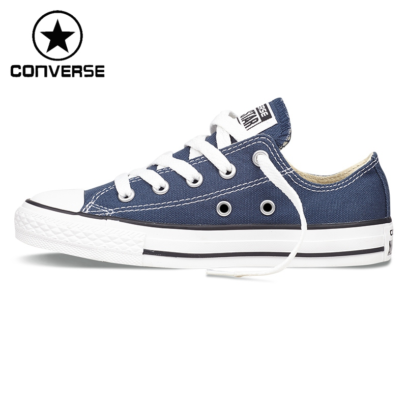 Original New Arrival Converse Classic Kids'  Shoes Low top Canvas Shoes Sneakser