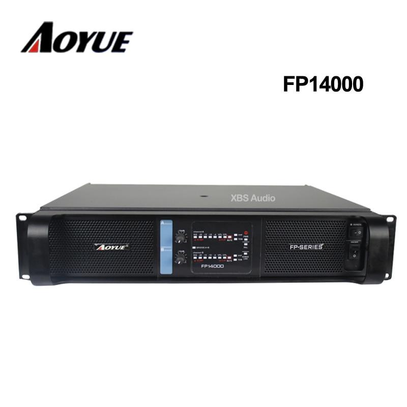 manufacturer 2400W 2 channel amplifier speaker professional power amplifier FP14000 high quality sound digital professional high speaker power amplifier module fp14000