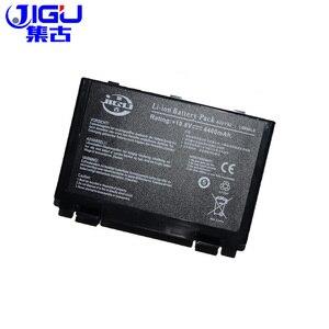 Image 3 - Jigu k50in 6 pilhas para asus, k40/f82/a32/f52/k50/k60 l0690l6 a32 F82 k40in k40af k50235