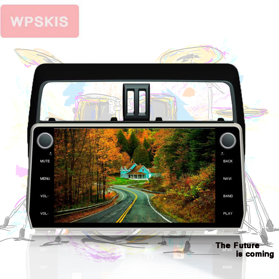 10 1 Android 8 1 Octa 8 Core 2G RAM 32G ROM Car DVD Player for
