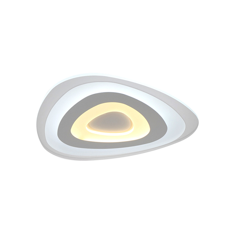 цены Modern ceiling LED lamps bedroom modern minimalist personality ultra-thin circular led Zhuwo ceiling lamps control children ET60