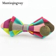 Mantieqingway модные галстуки-бабочки для мальчиков, регулируемые галстуки-бабочки, Детские бабочки для мальчиков, тонкая рубашка, аксессуары, высококачественный банкетный галстук