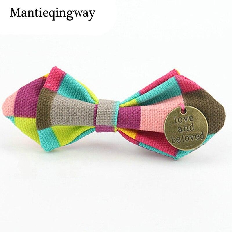 Trendmarkierung Mantieqingway Mode Bowtie Jungen Einstellbare Selbst Krawatte Fliegen Kinder Jungen Bande Dünnes Hemd Zubehör Hohe Qualität Bankett Krawatte