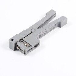 Инструмент для зачистки волоконно-оптического кабеля идеально подходит 45-162 для зачистки коаксиального кабеля