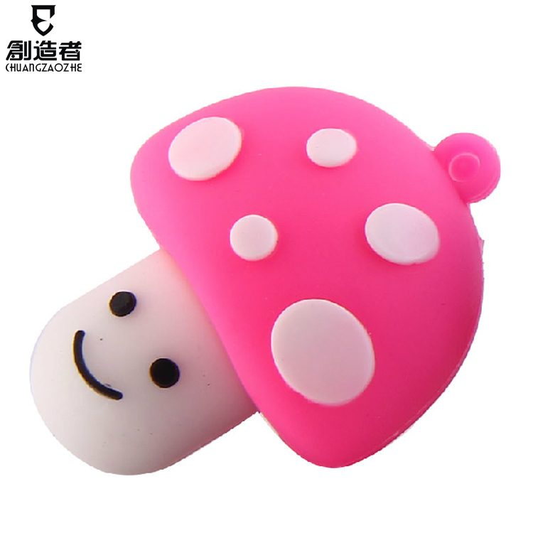 Usb flash drive 8g mushroom cartoon usb flash drive personalized usb flash drive