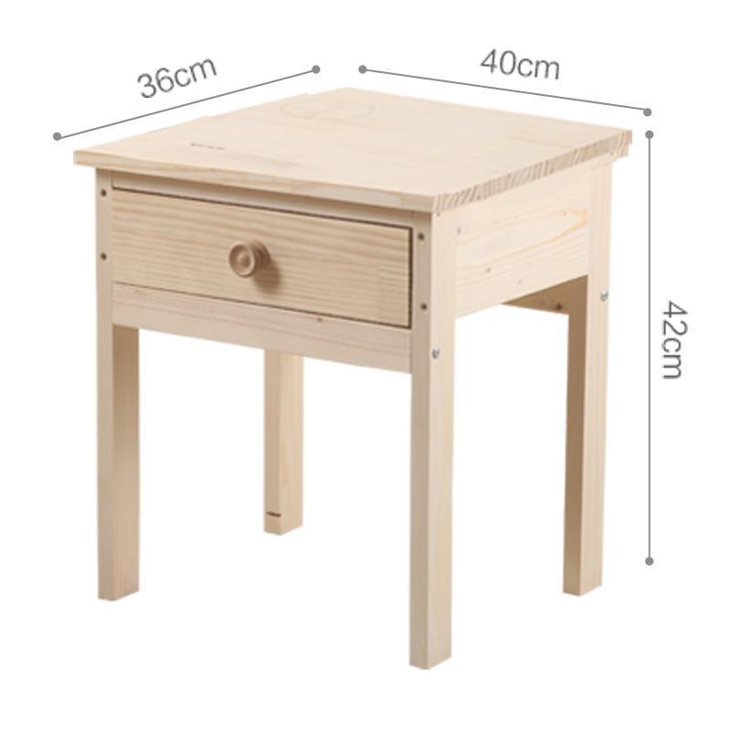 Table Mesillas Noche Para El Chambre Slaapkamer European Wood Cabinet Mueble De Dormitorio Quarto Bedroom Furniture Nightstand