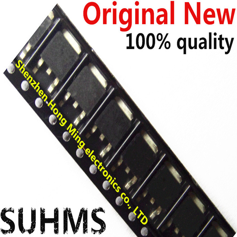 (10piece)100% New STD11N65M5 11N65M5 11N65 TO-252 Chipset