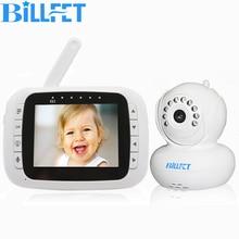 Wireless Camera 3.5 inch LCD Baby Video Audio Monitor Digital Baby Nanny CAM PAN Night Vision Babyphone Two Way Radio Babysitter