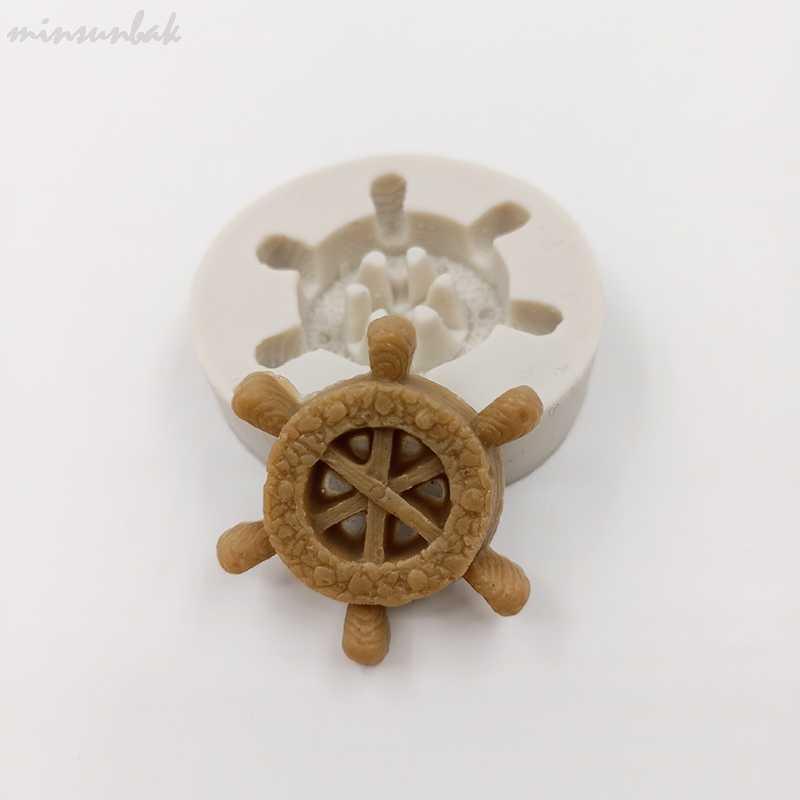 Minsunbak steru silikonowe formy tort czekoladowy narzędzie dekoracyjne herbatniki cukierki akcesoria do pieczenia