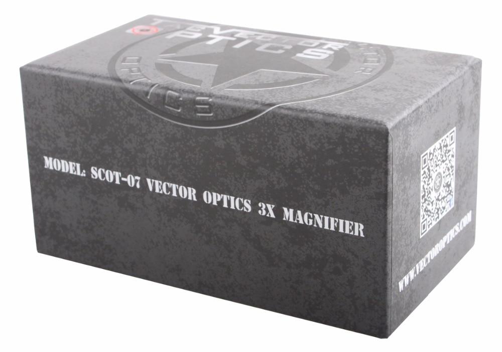Vector Optics Тактически 3x лупа - На лов - Снимка 6