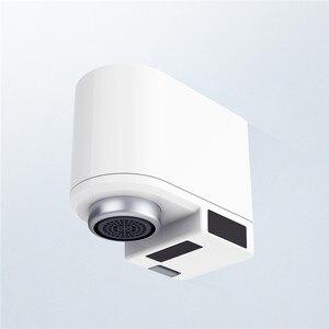 Image 3 - Youpin Zanjia automatyczne urządzenie do oszczędzania wody indukcyjnej podczerwieni regulowany dyfuzor wody do zlew kuchenny i umywalka łazienkowa Fauce