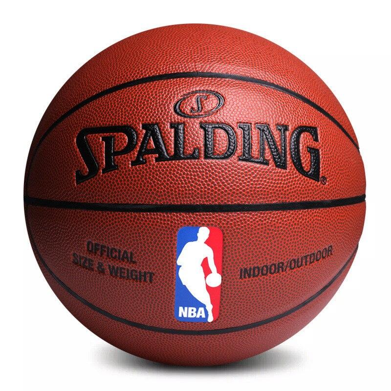 Gros/détail/livraison directe taille officielle 7 basket-ball PU matériel avec aiguille de sac Net pour le jeu en plein air intérieur