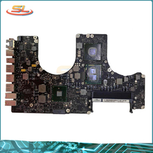 """Genuine Laptop Motherboard A1297 for MacBook Pro 17"""" i7 2.66GHz Logic board 2010 Year"""