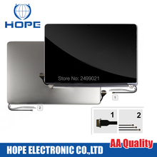 2013 2014 Year LCD Screen Assembly For Apple MacBook Pro Retina 15″ A1398 Full Screen With Aluminum Cover 95% New