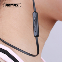 REMAX Bluetooth Sports Neckband earphones with Magnetic Wireless Fone De Ouvido with HD Microphone music for iphone 5s 6s xiaomi 4