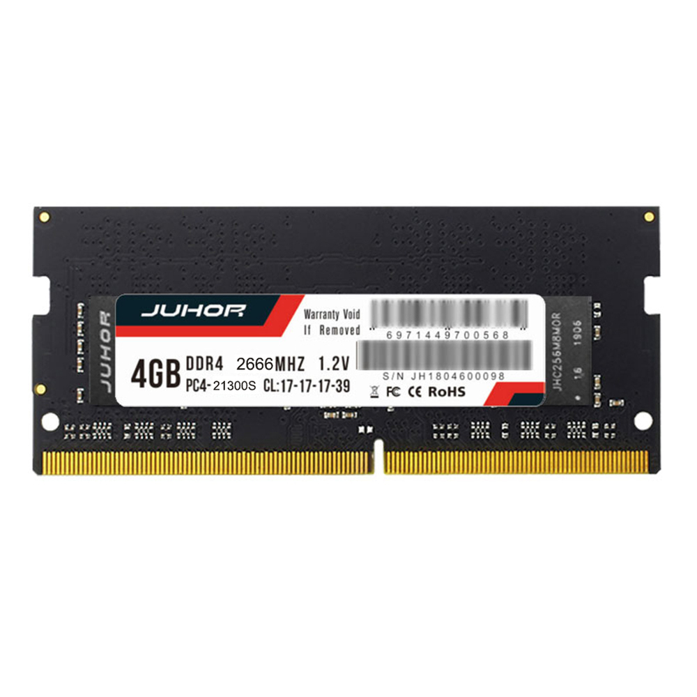 4GB PC4-21300 <font><b>DDR4</b></font>-2666MHz 260Pin 1.2V SODIMM Laptop Memory <font><b>RAM</b></font> <font><b>ddr4</b></font> <font><b>8GB</b></font> Practical <font><b>RAM</b></font> Computer Accessories image