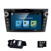 HD Quad Core 4 A9 1.6GHz 1024X600 Android 5.1 Car DVD Player Radio For Honda CRV 2006 - 2011 3G WIFI GPS Navigation USB VIDEO