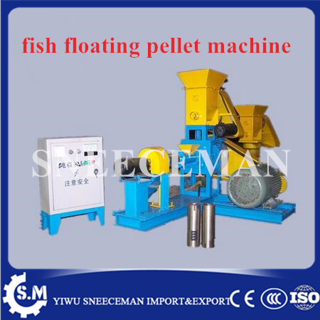 120-150kg/h poultry farm equipment animal feed pellet machine cheap price floating fish feed pellet making machine from 1 12mm molds floating fish feed pellet extruder meal making machine free sea shipping 110v 220v