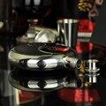 Фляжка из нержавеющей стали  фляга  портативные персонализированные бутылки для ликера  металлические фляги  Garrafa Anca  бутылка Heupfles  винный г...