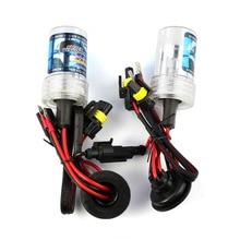 AUTO 2 X HID Xenon H3 8000K 12V 35W 3000LM Headlight car-styling Lamp Bulb car light auto car styling car accessories feb16