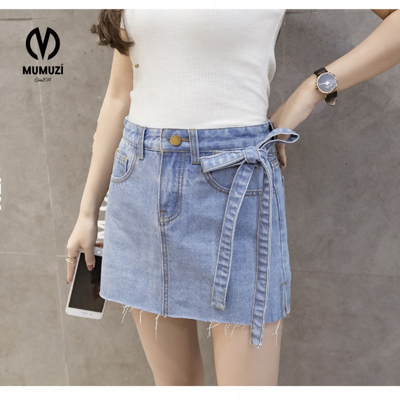 Compare Prices on Girls White Denim Skirt- Online Shopping/Buy Low ...