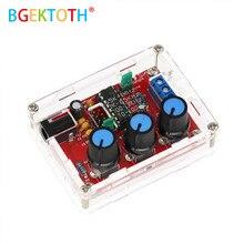 XR2206 DIY Kit синусоидальный треугольник квадратной волны выход 1 Гц-1 МГц Функция DDS генератор сигналов Регулируемая амплитуда частоты