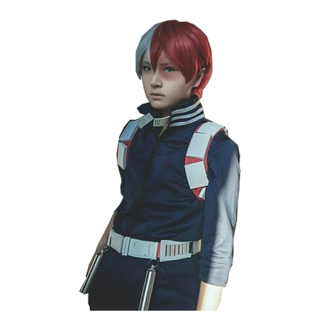 Aliexpress.com : Buy 2017 TODOROKI SHOTO Cosplay Costume ...