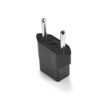 1000pcs EU Travel Plug Adapter Japan China CN American US To EU Power Adapter European Electric Plug Converter Sockets Outlet