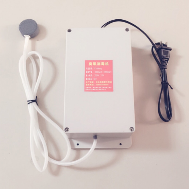 High Quality 1000 mg/h Ozone Generator Ozonizer O3 Air Purifiers Vegetable Meat Fresh Oil Purify Water Air 220V