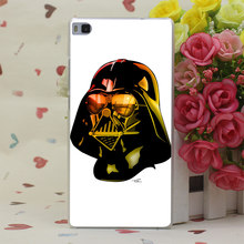 Darth Vader Case Cover for Huawei p10 P6 P7 P8 P9 P10 Lite Plus & Honor 8 8lite 6 7 4C 4X G7