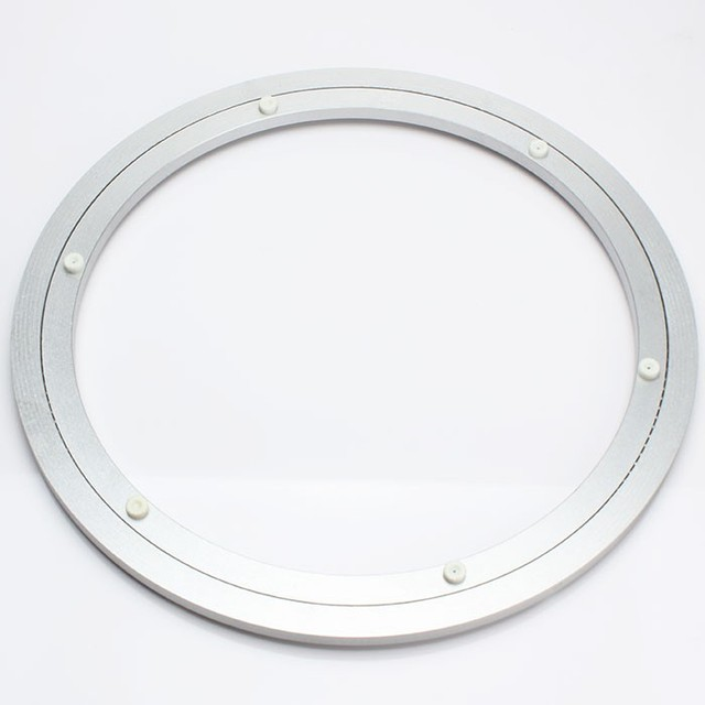 Wholesale Outside Dia 600 MM (24 Inch) Quiet And Smooth Solid Aluminium Lazy  Susan