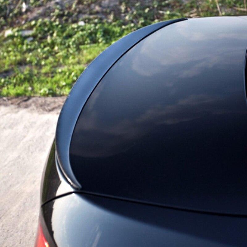 F10 изменение M5 Стиль углерода Волокно задний багажник Чемодан отделение спойлер автомо ...
